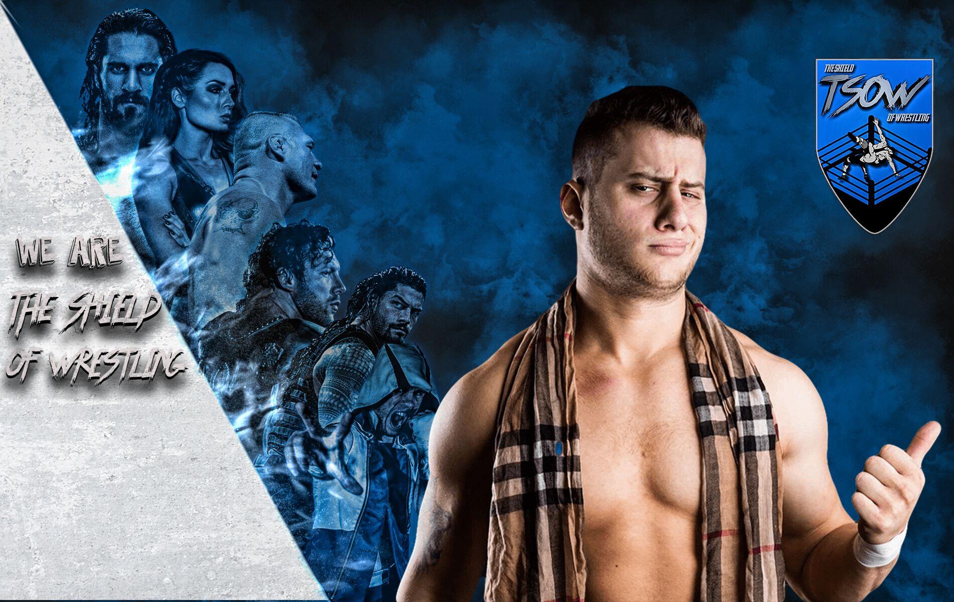 MJF insulta Superstar WWE