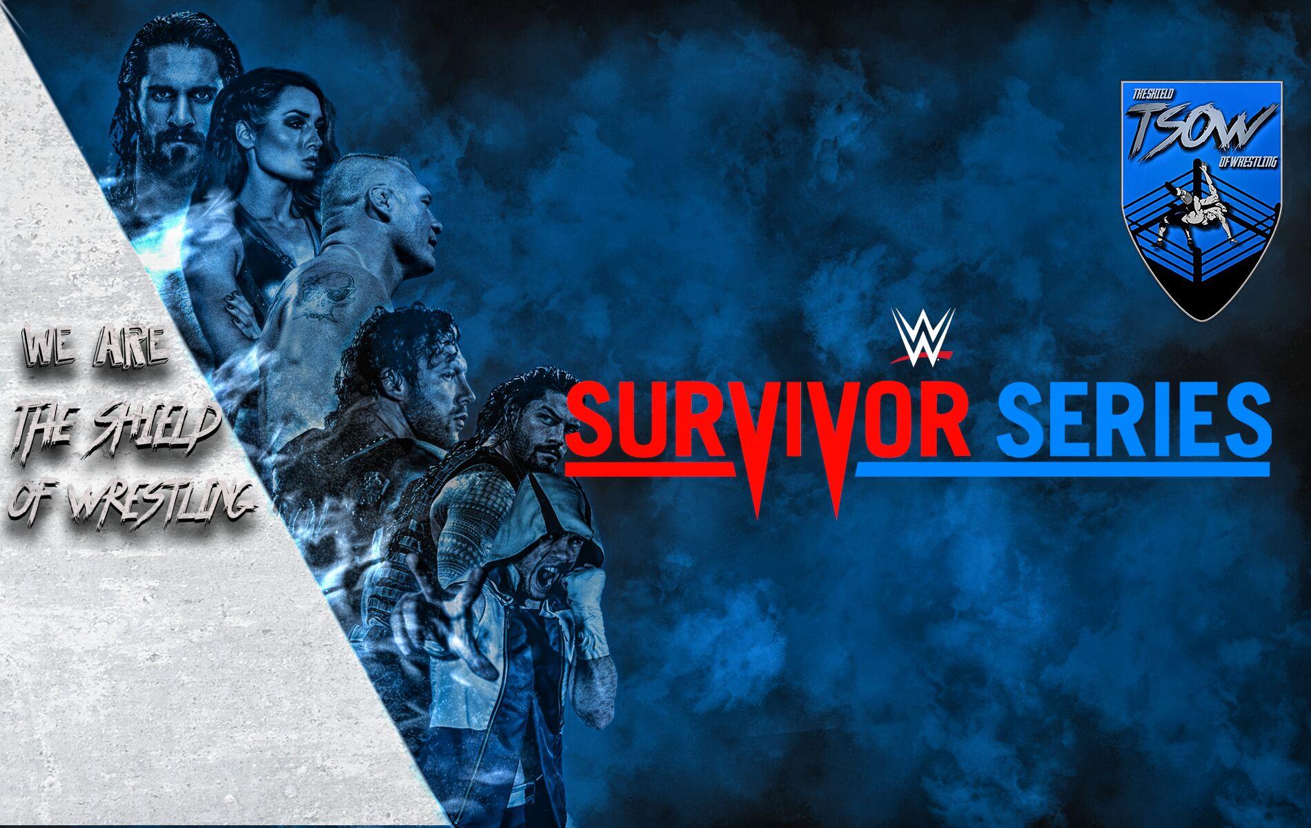 Match titolato NXT