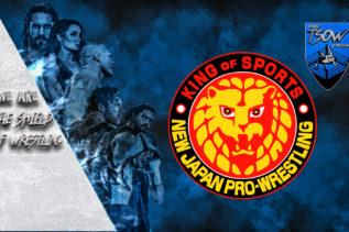 NJPW - New Year Dash