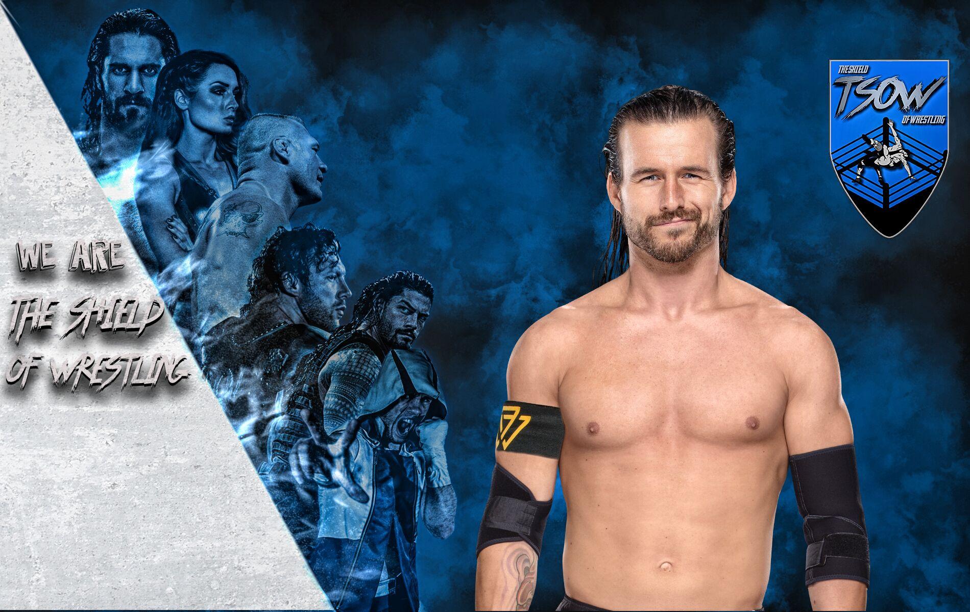 NXT batte Dynamite - Adam Cole