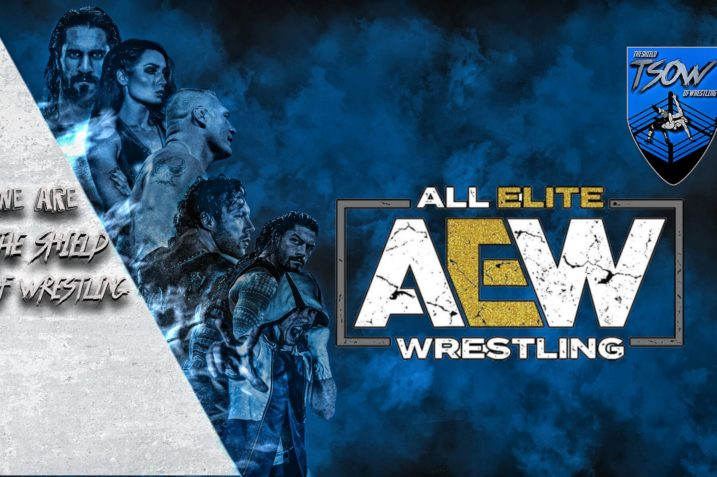 Nuovo titolo AEW