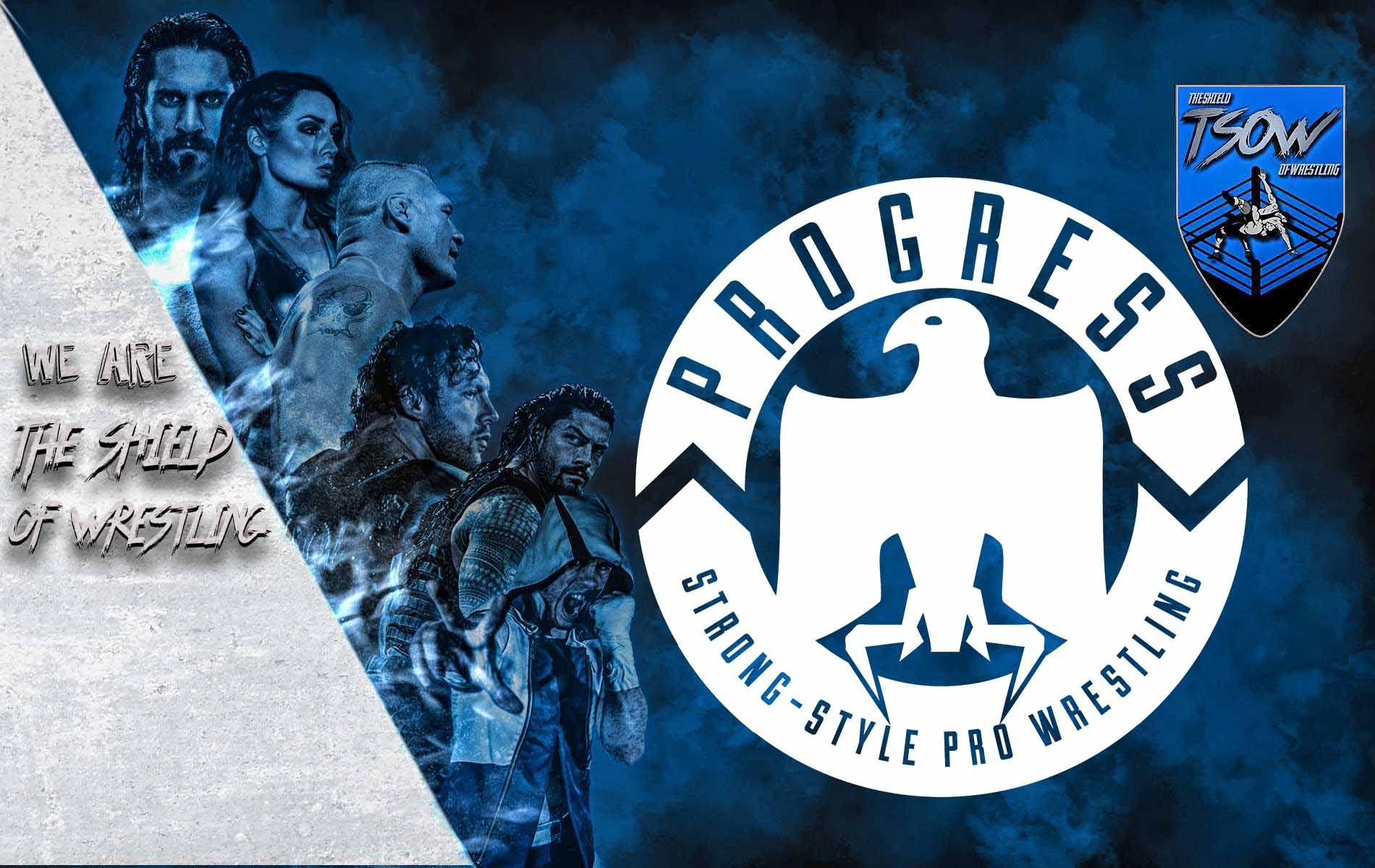PROGRESS Chapter 98 - NXT