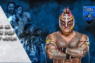 Rey Mysterio nuovo campione