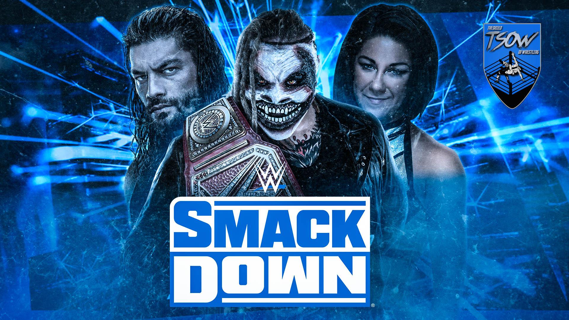 SmackDown Risultati 22-11-2019
