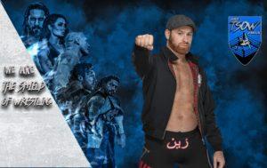 Sami Zayn non lotta