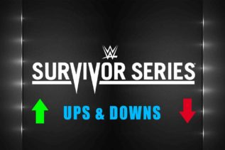 Survivor Series Ups&Downs