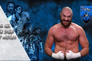 Tyson Fury lancia