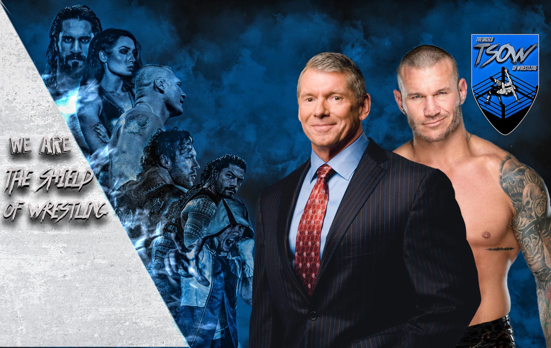 Vince McMahon boccia