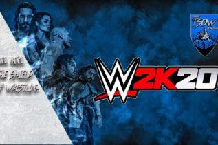 WWE 2K20 patch