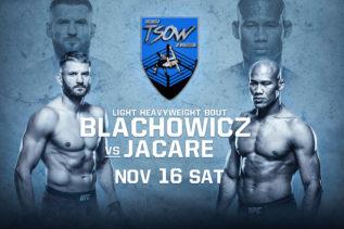Blachowicz vs Jacaré
