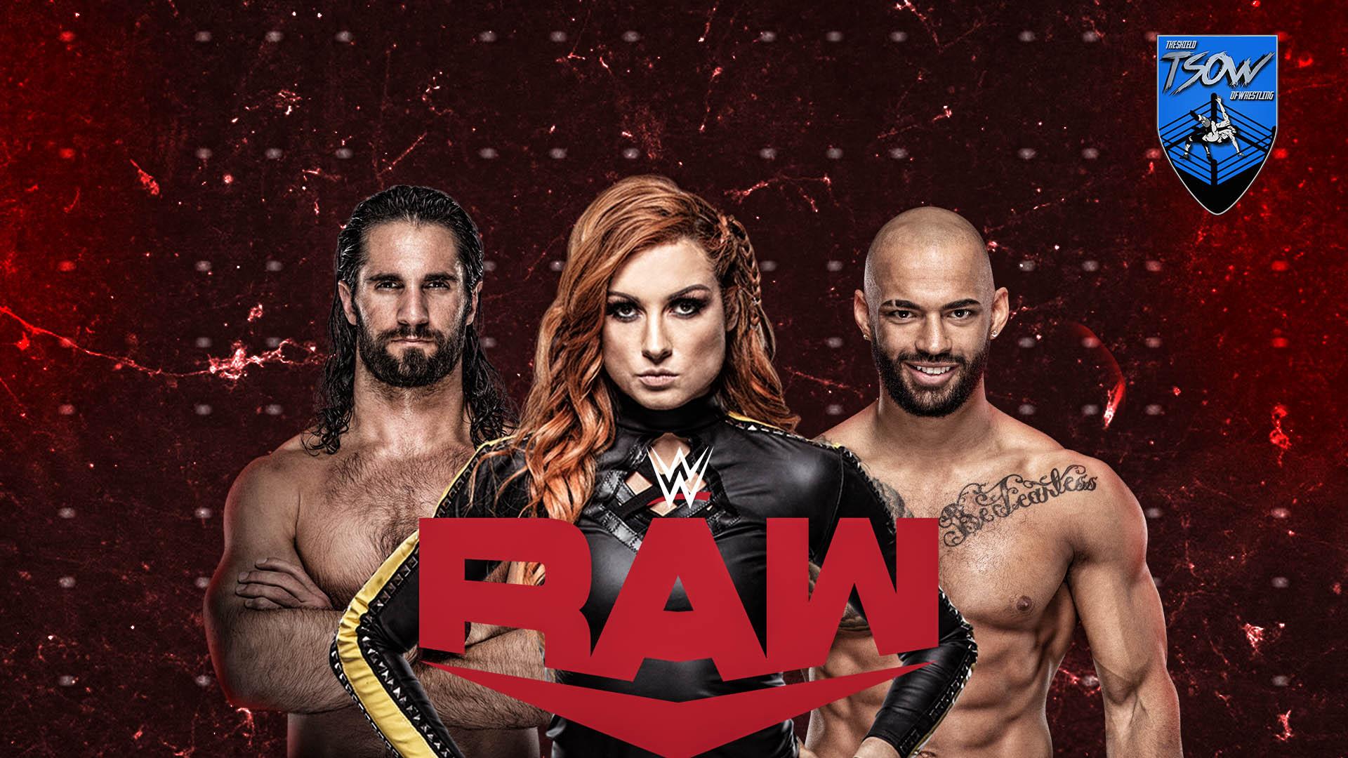 RAW Risultati 18-11-2019