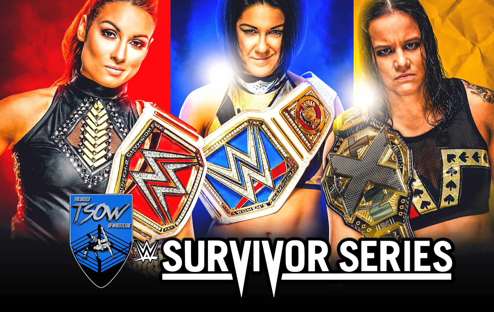 WWE Survivor Series 2019 Risultati