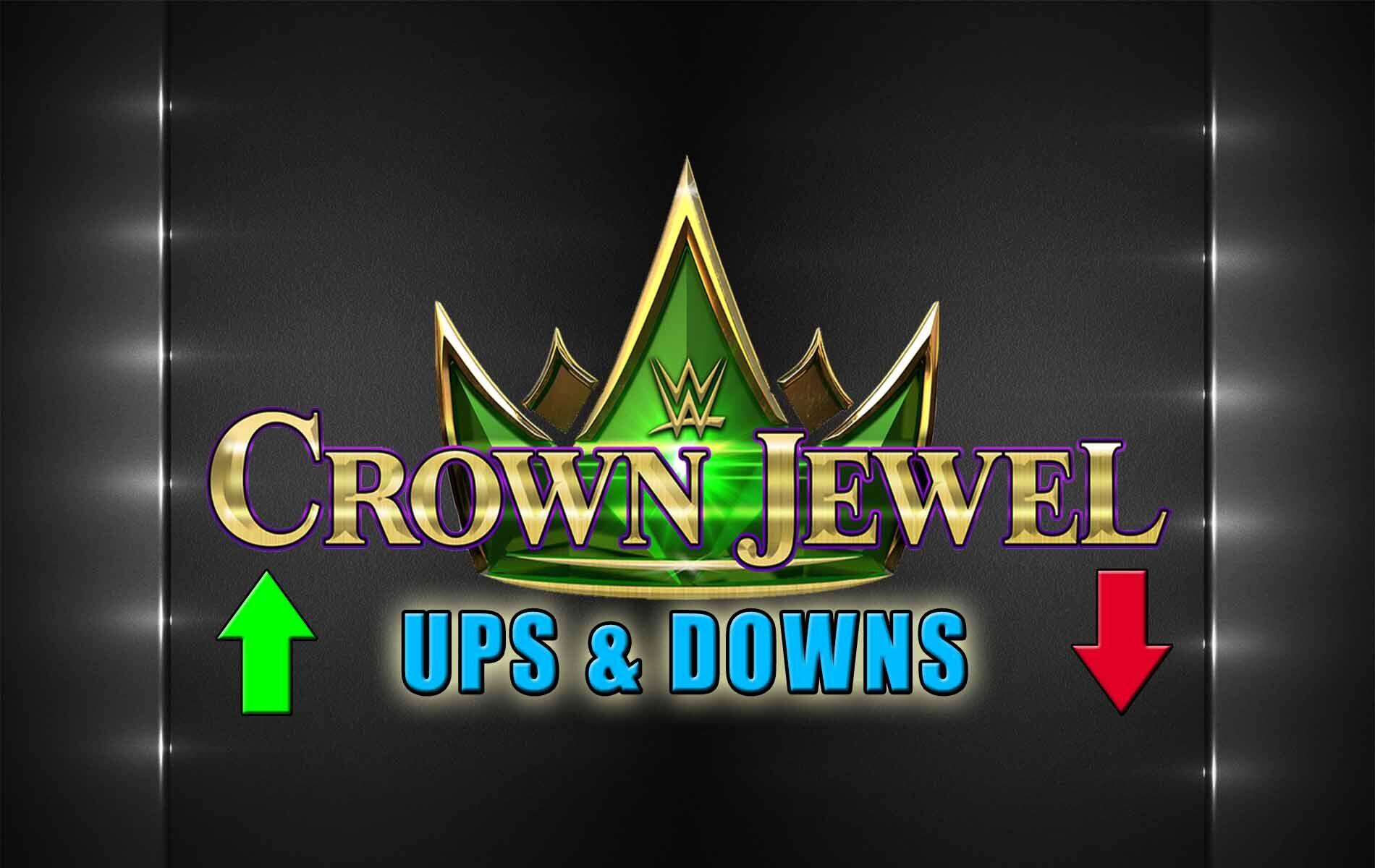 Crown Jewel Ups&Downs | 31-10-2019 | Meglio del previsto?