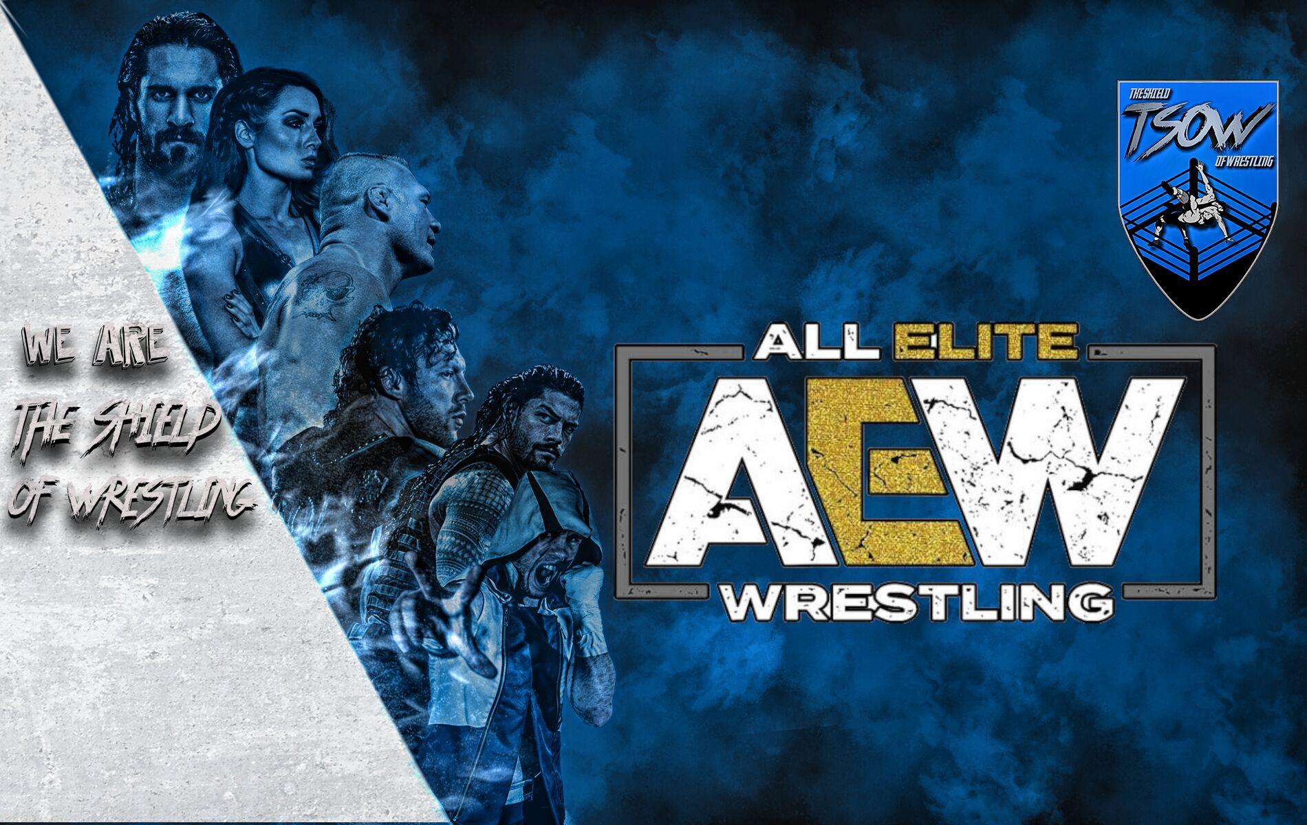 AEW rivela i ranking