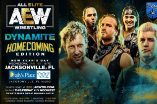 AEW Dynamite Homecoming