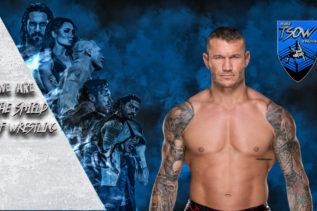 Annuncio di Randy Orton