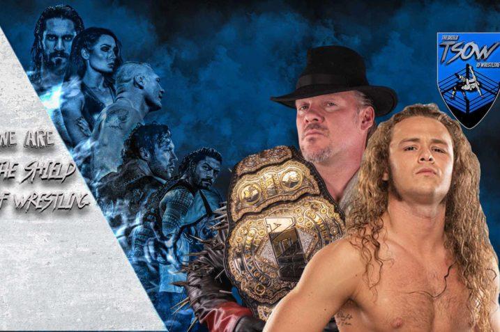 Jungle Boy vs Chris Jericho