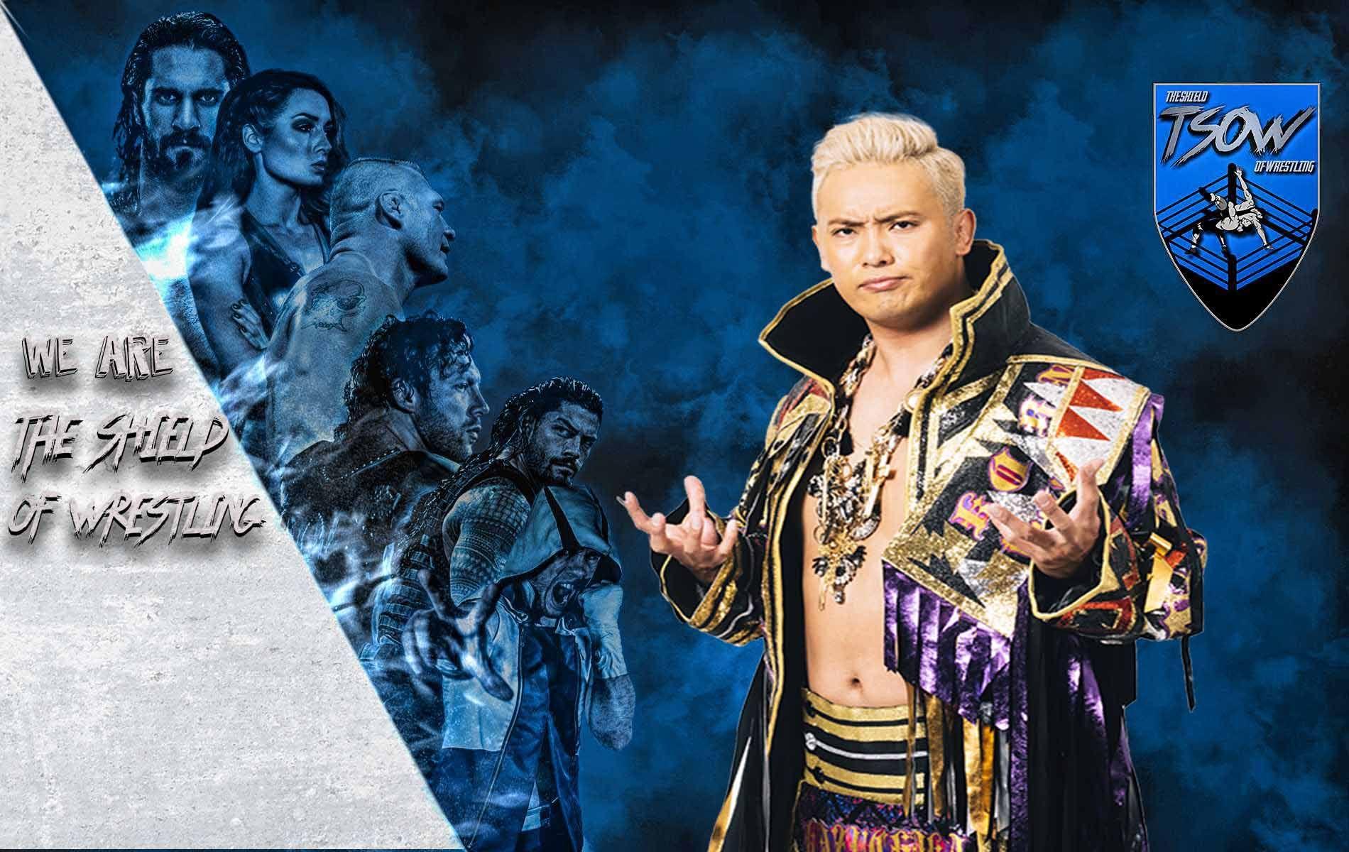 Kazuchika Okada vorrebbe affrontare le star AJPW e NOAH!
