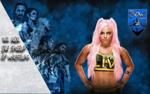 Liv Morgan vicina a Bray Wyatt