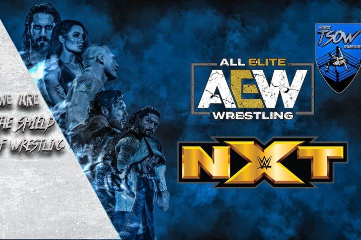 NXT vs AEW