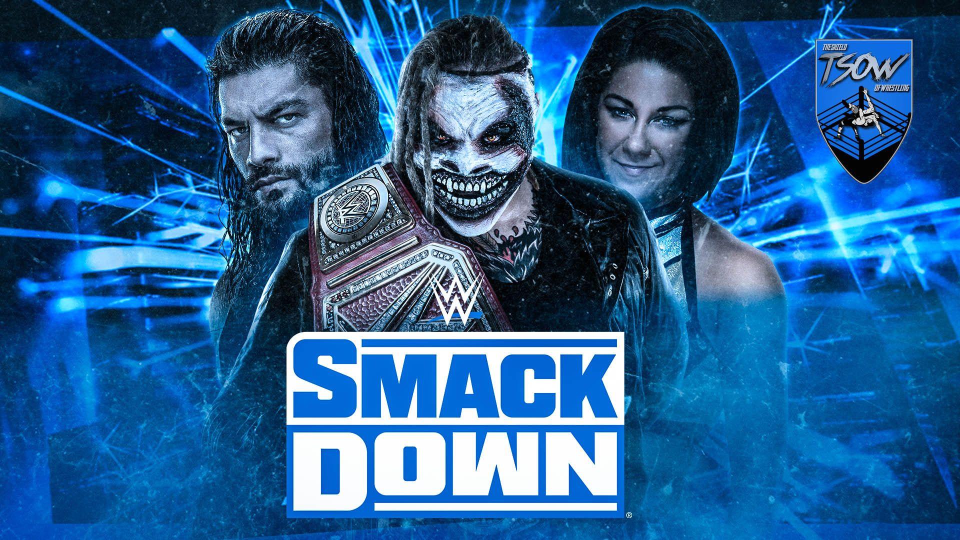 SmackDown Report 13-12-2019