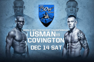 Usman vs Covington