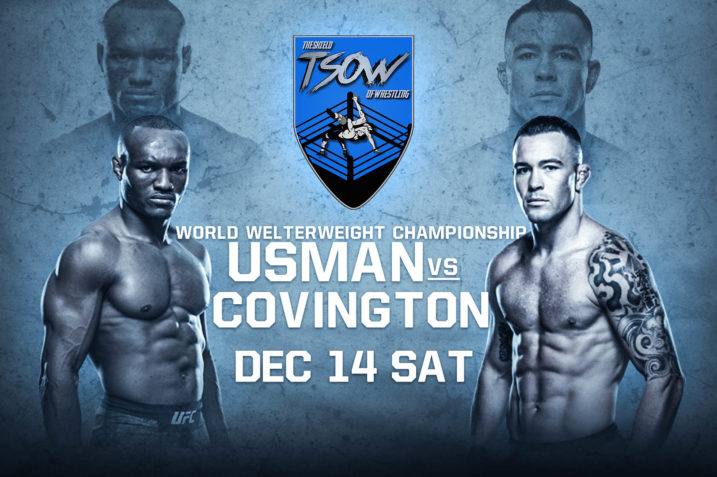 Usman vs Covington