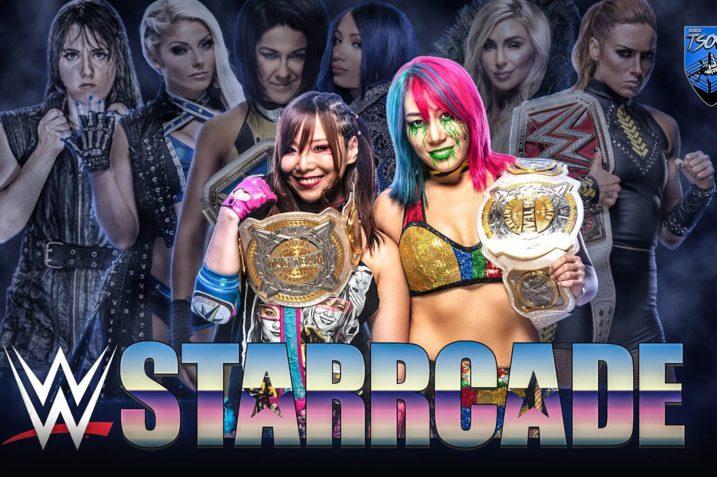 WWE Starrcade risultati
