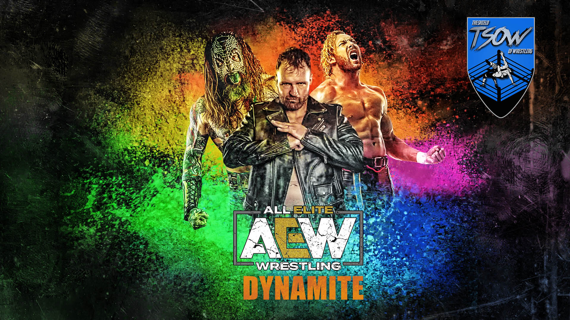 AEW Dynamite 29-01-2020