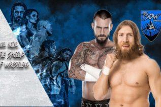 Daniel Bryan - CM Punk - WrestleMania
