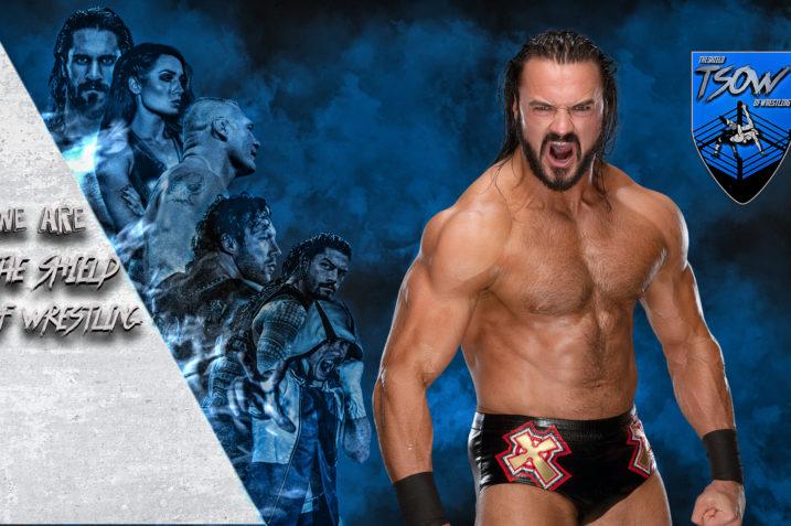 Drew McIntyre: la WWE starebbe pensando ad una performance da Star alla Royal Rumble