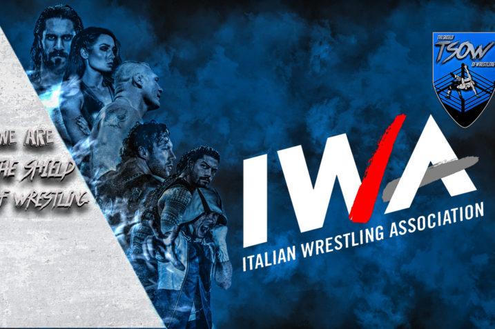 IWA Future Of Wrestling