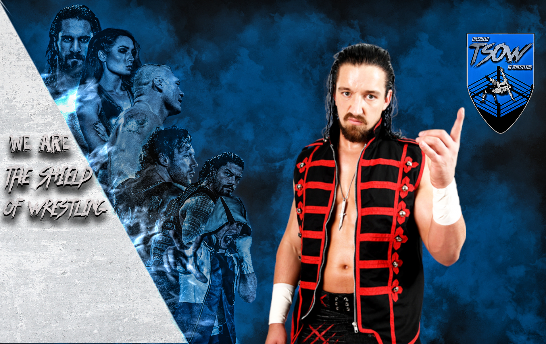 Jay White - ROH Supercard of Honor
