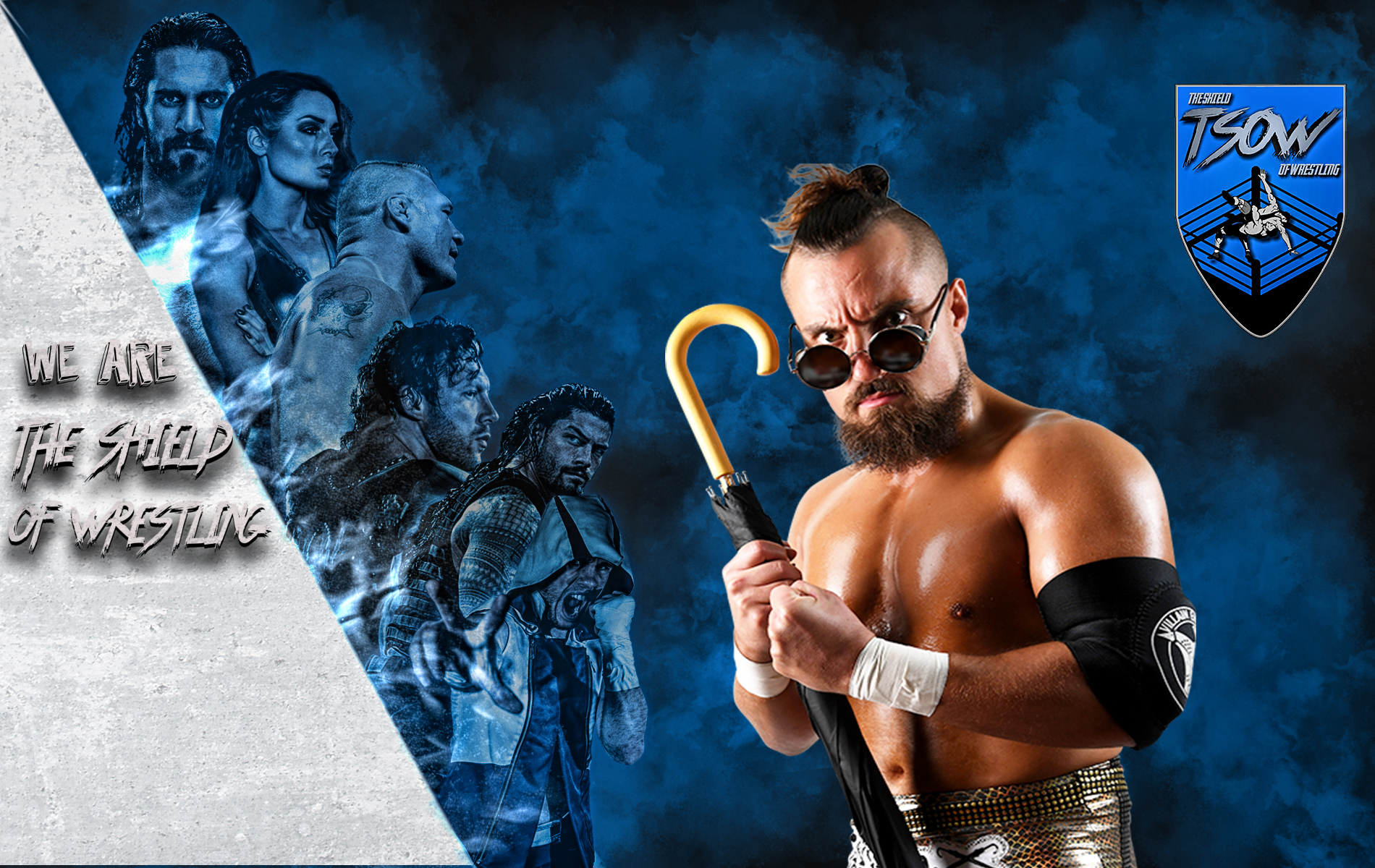 Marty Scurll - NJPW The New Beginning