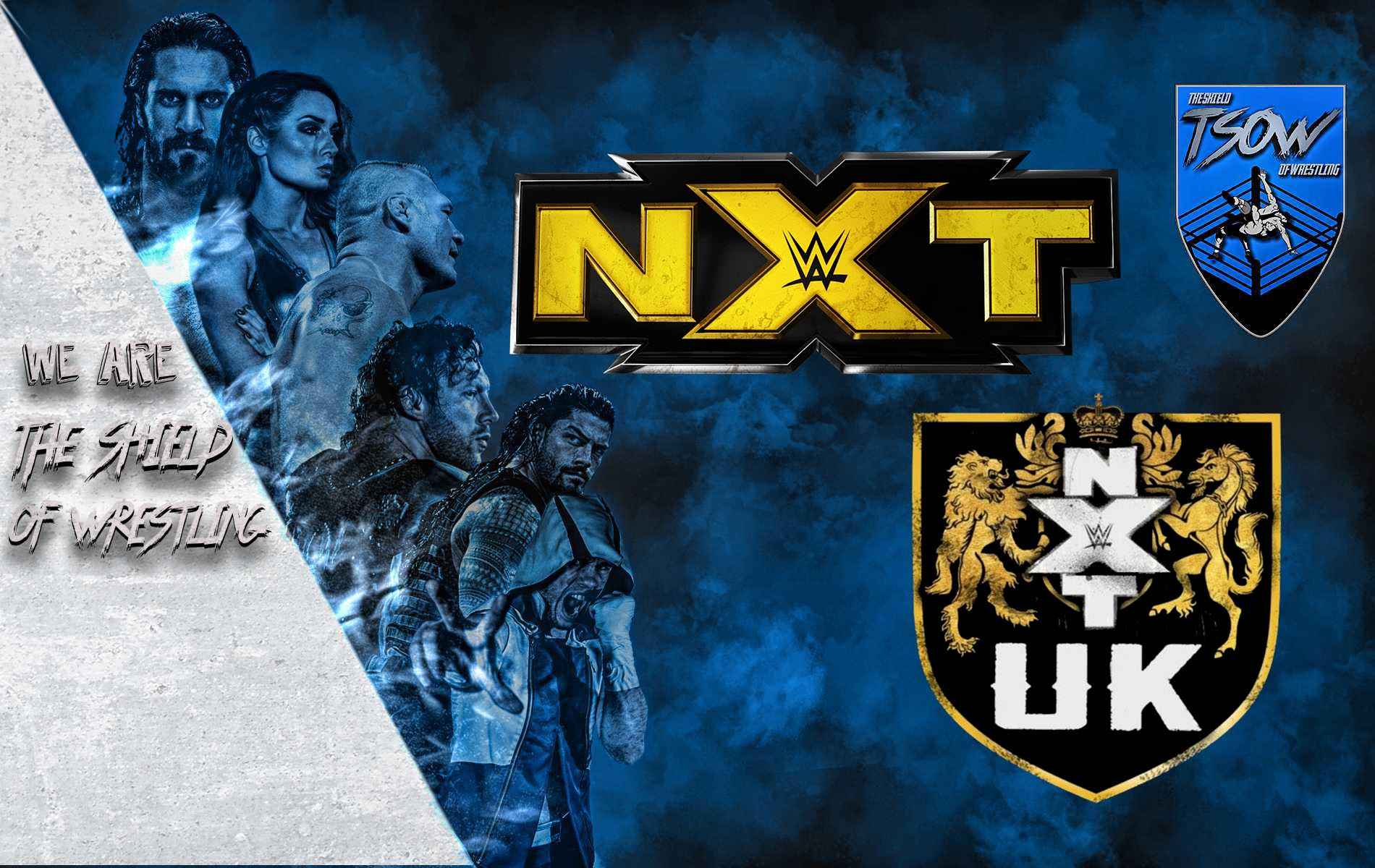NXT ed NXT UK