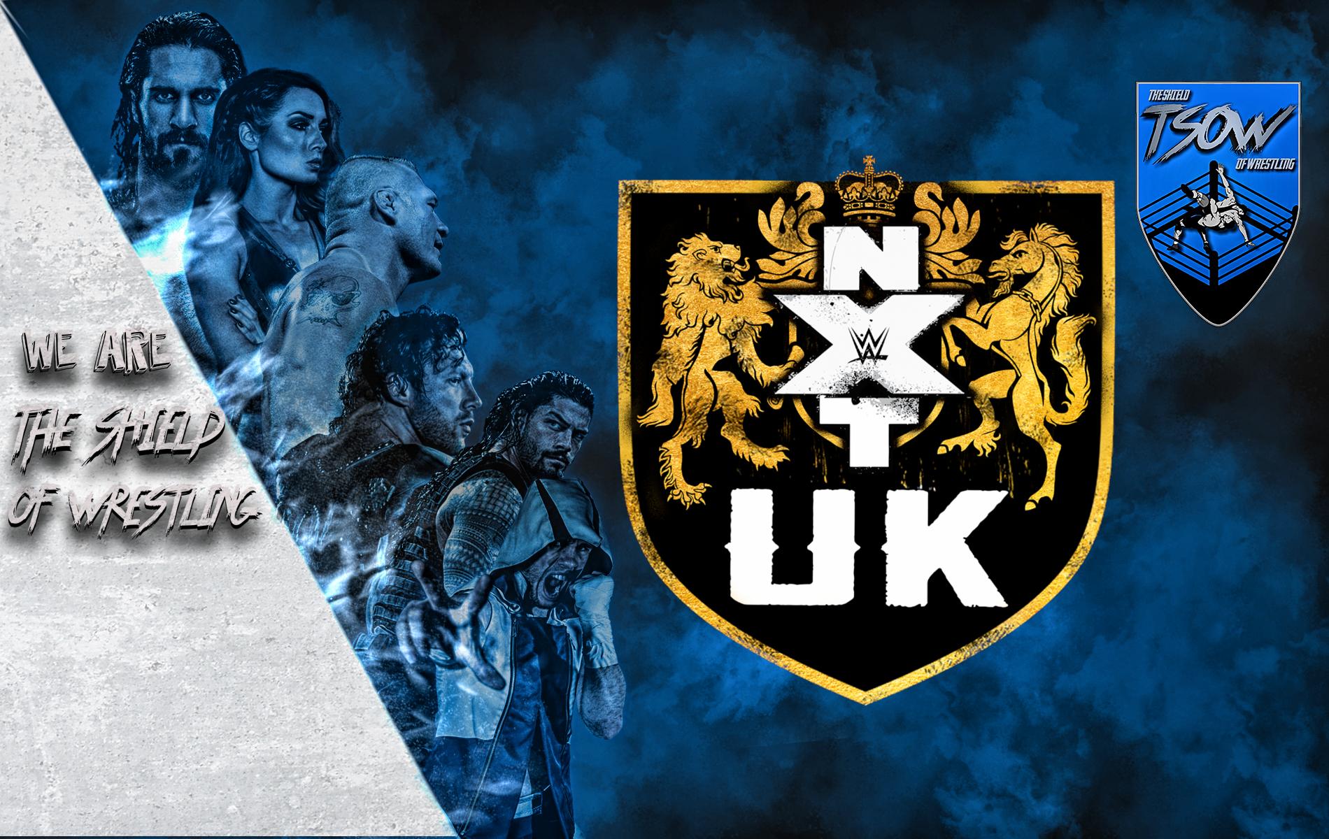 Valkyrie firma per NXT UK