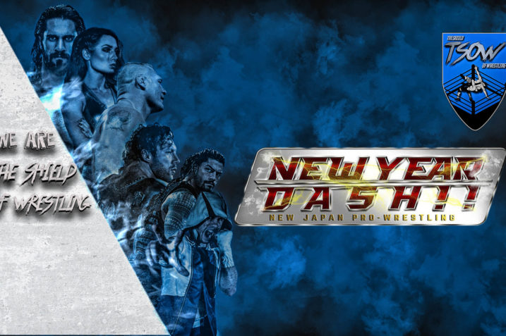 NJPW | Review New Year Dash