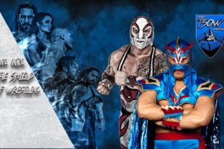 Red Scorpion vs Ultimo Dragon