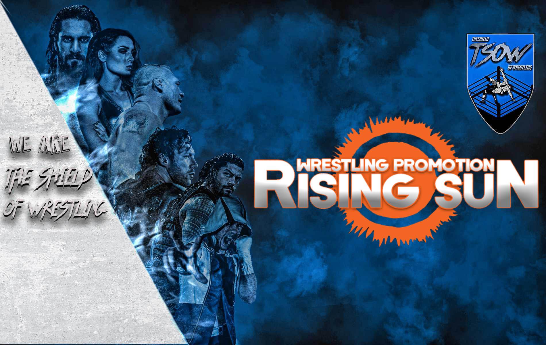 Rising Sun - Till Death Do Us Part