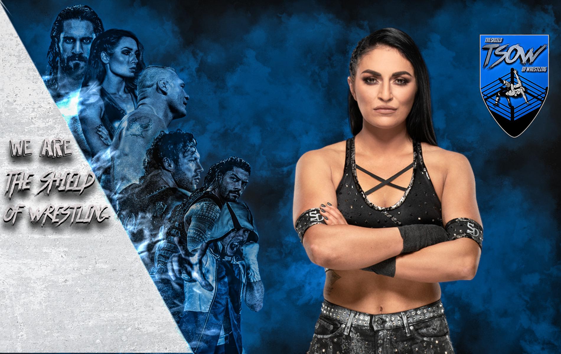 Sonya Deville - LGBT in WWE