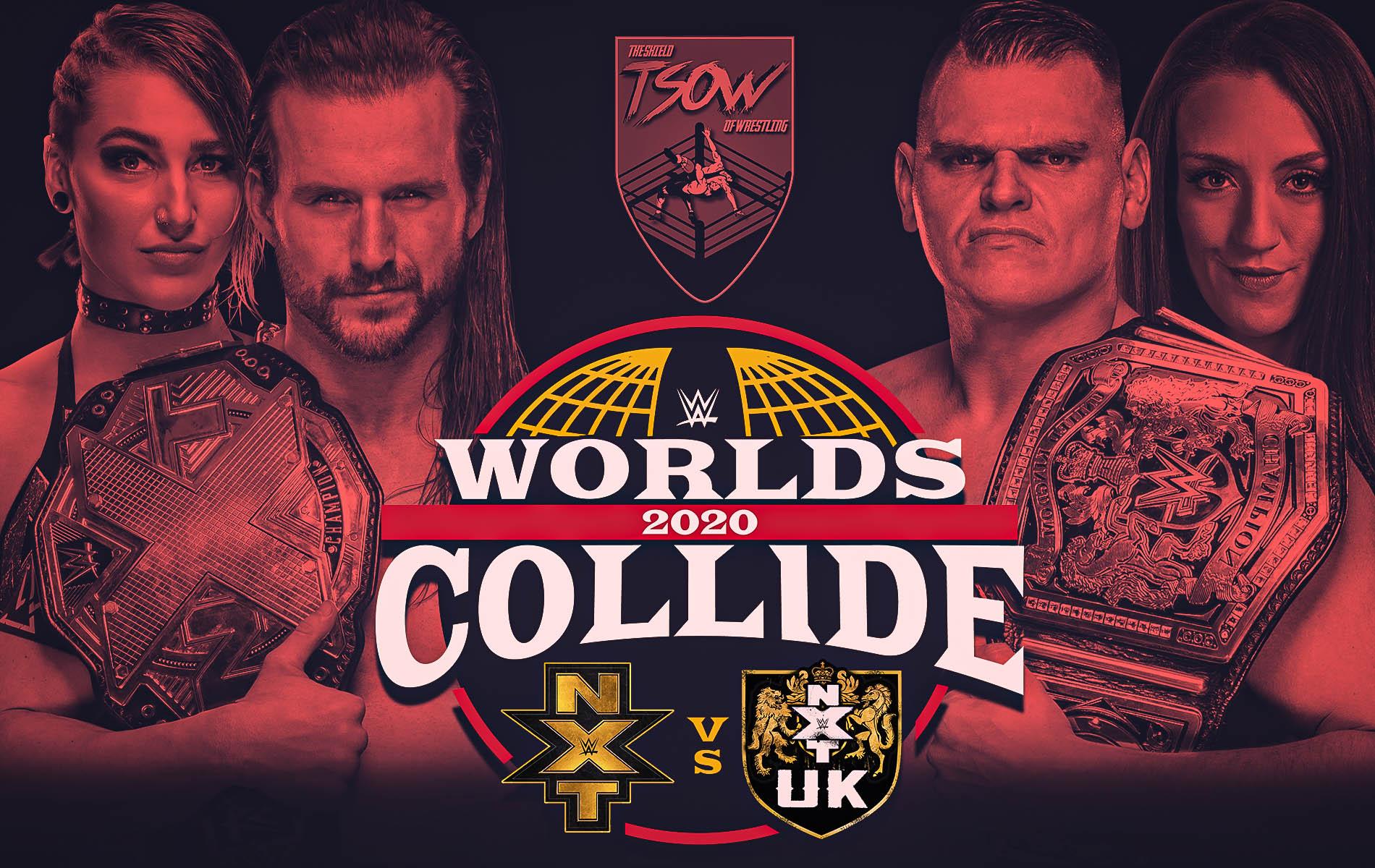WWE Worlds Collide 2020