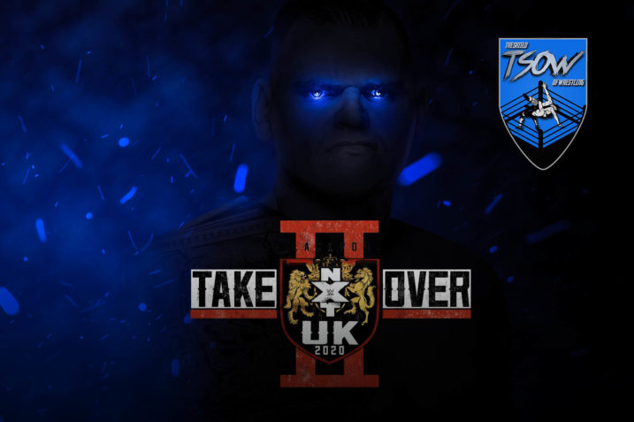 NXT UK TakeOver