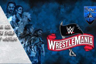 La card di Wrestlemania 36 prende forma