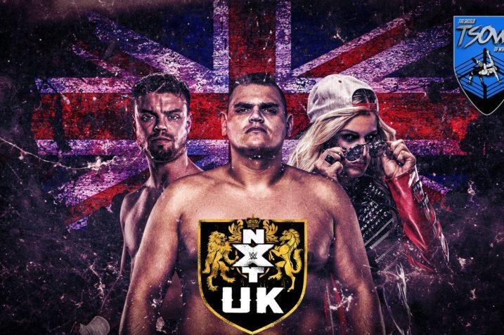 NXT UK Report 02-01-2020