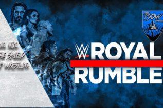 WWE Royal Rumble 2020 Risultati