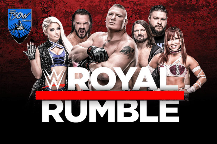 pagelle Royal Rumble 2020