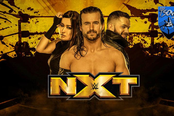 NXT Report 15-01-2020
