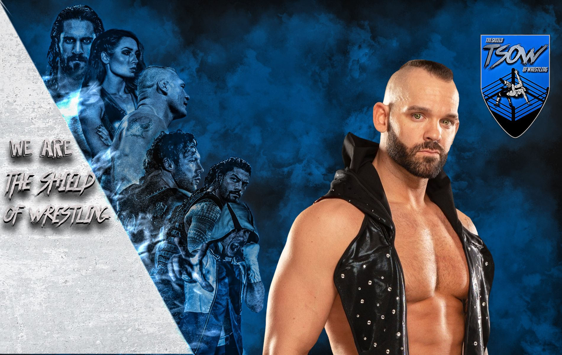 AEW e NJPW: Shawn Spears sfida Jay White