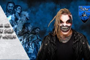 Bray Wyatt sta preparando la sua entrata per Wrestlemania 36