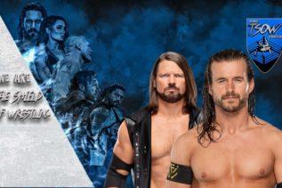 Adam Cole vuole AJ Styles - WrestleMania